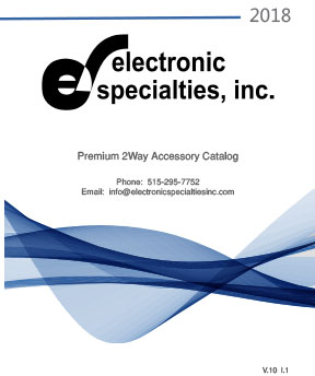 ESI 2 Way Accessory Catalog